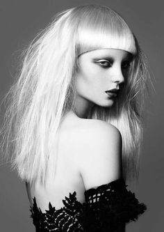 Hair: Tracey Hughes | Photography: Amber Toms | See more on www.salonmagazine.ca