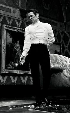 Willem Dafoe: King of Kings - AnOther Man by Willy Vanderperre, Fall/Winter 2012-13