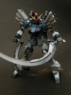 Gundam Wing  - Sandrock suddenly looks badass