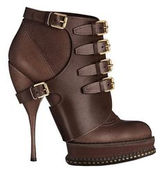 GREAT boots for a Steampunk outfit