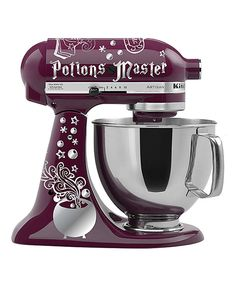 Look at this Silver 'Potions Master' Decal on #zulily today!