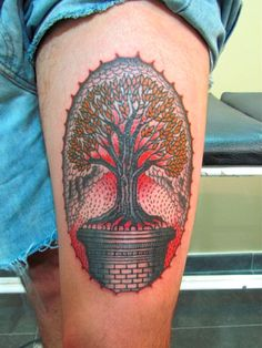 Ive been looking for a tattoo of a tree, really like this. The tree symbol means to me that i have plenty of branches of family that keep growing in my roots.