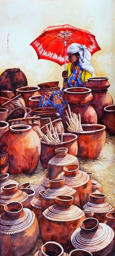 pot seller - siva balan