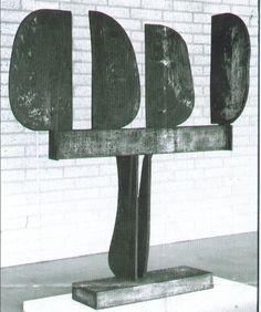 David Smith Steel Sculpture, Art Sculpture, Outdoor Sculpture, Abstract Sculpture, Sculpture Garden, Metal Sculptures, Ceramic Sculptures, David Smith Sculptor, Modern Art