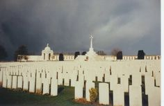 In Flanders Fields, Ieper Belgium