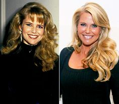 Christie Brinkley Then: Known for her 25-year reign as the face of CoverGirl and her head-turning role as the girl in the red Ferrari in Chevy Chase's National Lampoon's Vacation. Now: Married and divorced four times (Billy Joel is one of her exes), the model has three kids and lives in the Hamptons.   Read more: http://www.usmagazine.com/celebrity-style/pictures/supermodels-then-and-now-2013246/31365#ixzz2XO2uvfAv  Follow us: @Us Weekly on Twitter | usweekly on Facebook