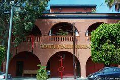 Hotel California, Todos Santos, Baja California Sur, Mexico