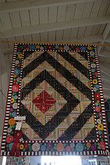 my Mom's Mary Engelbreit quilt