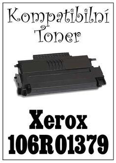Kompatibilní toner Xerox 106R01379 za bezva cenu 2257 Kč