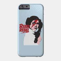 Minimalist Leia Phone Case - Star Wars Gift #phonecases #starwars #Leia #starwars #iphonecase  #samsungcase
