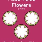 This math center has 10 flowers with numbers on them.  Each number has a digit underlined.  Students will answer place value questions about the un...