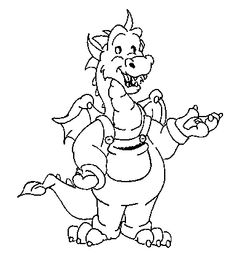 dragon weating overalls