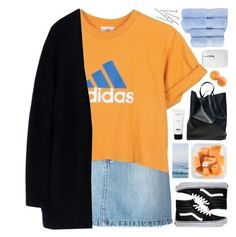 """""""HAPPY BIRTHDAY ELLA!!"""" by untake-n ❤ liked on Polyvore featuring Marc by Marc Jacobs, adidas, Christy, Vans, Balmain, Mossimo, BOBBY and Acne Studios"""