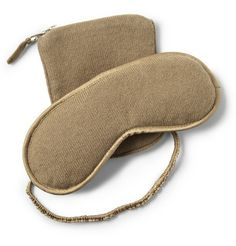Cashmere Eye Mask and Pouch