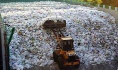 The US only recycles 20% of our plastic waste while Japan recycles 77%... How did our country get so wasteful?