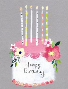 Romantic Sweet Birthday Cake Wishes For Love Birthday Cake Greetings, Happy Birthday Greetings Friends, Birthday Wishes Flowers, Happy Birthday Art, Happy Birthday Pictures, Birthday Blessings, Birthday Wishes Quotes, Happy Birthday Messages, Birthday Cards