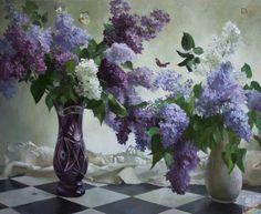 картины художницы Елены Орловой-Афиногеновой – 05