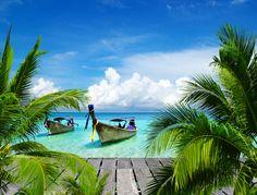 beaches of Mozambique