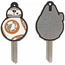 """Star Wars Episode VII Star Wars Key Covers PP2866SW Unlock your Jedi potential and feel the force with the Star Wars Key Covers. Protect your keys with the power of a stormtrooper, Darth Vader or Bobba Fett. """"M.R Features: Star Wars Key Covers Unlock y http://www.MightGet.com/january-2017-11/star-wars-episode-vii-star-wars-key-covers-pp2866sw.asp"""