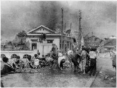 Hiroshima, August 6th, 1945