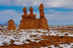 Achtung: Die schrägsten Felsformationen der Welt Bild 18 - Reisen