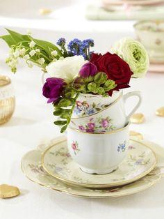 Mit diesen hübsch arrangierten Blumen trefft ihr bestimmt Mamas Geschmack