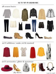 a pair and a spare . diy fashion