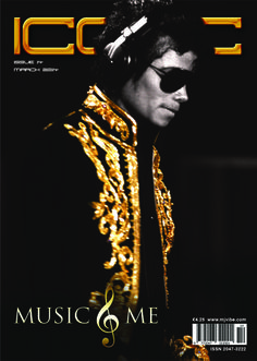 """Iconic Magazine Issue #14 """"Music & Me"""" on Sale NOW  http://www.king-of-shop.com/product/issue-14-music-me/"""