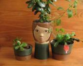 Conjunto: Ana Flor e seus Dois Vasinhos!
