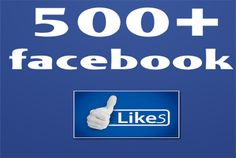joshikirti: send 500 plus real people facebook likes for $5, on fiverr.com