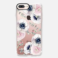 Buy Blossom Love by Nature Magick - Clear Case iPhone 7 Plus Classic Grip Case by Nature Magick by Autumn Kalquist at CASETiFY. Phone Cases Iphone6, Iphone 7 Plus Cases, Samsung Cases, Cell Phone Covers, Cute Phone Cases, Friends Phone Case, Phone Cases Marble, Latest Iphone, Cool Things To Buy