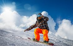 Download wallpapers snowboarding, winter sports, winter, snow, extreme sports