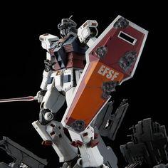 "P-Bandai: MG 1/100 Full Armor Gundam [Gundam Thunderbolt] Ver. Ka ""Last Battle Ver.""  Release Date: August 2017  Price: 7,344 Yen    [ACCESS..."