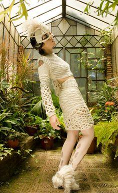 knitwear by Marcela Abal /Luciana Lopez