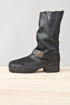 Incarnation - Guidi horsehide boots