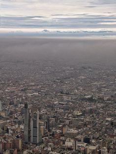 https://flic.kr/p/Umygns | La contaminación en Bogotá