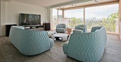 Patricia Urquiola, Bean Bag Chair, Interiors, Furniture, Design, Home Decor, Decoration Home, Room Decor