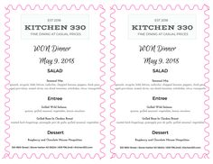 Host Your Private Event at Kitchen 330 Business Events, Corporate Events, North Wildwood, Stuffed Banana Peppers, Rehearsal Dinners, Fine Dining, Holiday Parties, Bridal Shower, Shower Party