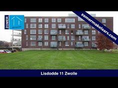 Modern appartement met vrij uitzicht te koop aan de Lisdodde 11 Zwolle aangeboden door Zomer Makelaars http://zomermakelaars.com
