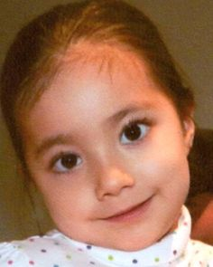 MISSING!  GISELLE SOLCHAGA: She was last seen on January 14, 2013 in Pomona, California. Giselle may be in the company of her father, Jose Molinero. They may travel to Mexico. Giselle's ears are pierced. Jose has a tattoo on his back. He may go by the last name Solchaga or Solchaga Molinero. To find our more about Giselle, please click her picture. If you have any information, call the National Center for Missing & Exploited Children at 1-800-843-5678 (1-800-THE-LOST).