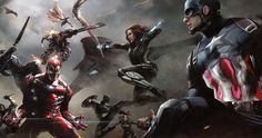 Will 'Captain America: Civil War' Dominate the Summer Box Office? -- Marvel kicks off the summer movie season with the highly-anticipated 'Captain America: Civil War', which should open huge at the box office. -- http://movieweb.com/captain-america-civil-war-box-office-predictions/