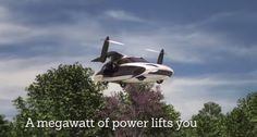 Start Saving For Your Own Flying Car