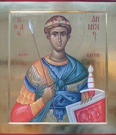 Orthodox Christianity, Orthodox Icons, Byzantine, Saints, Spirituality, Baseball Cards, Beautiful, Fresco, Santos