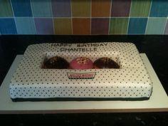 Krispy Kreme Birthday, Doughnut Cake, Nottingham, Just Love, Cakes, Detail, Woman, Cake Makers, Kuchen