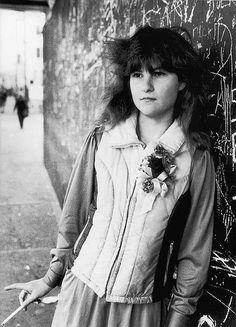Mary Ellen Mark, Laurie on Pike Street, Seattle, Washington, 1983