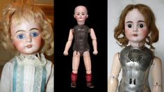 In April, the Thomas Edison Historical Park added new doll recordings, which were digitized with technology that extracted the childlike voices without damaging the fragile wax cylinder records embedded in the toys. Photos courtesy of National Park Service