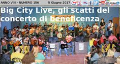 Big City Live, gli scatti del concerto di beneficenza