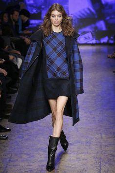 New York Fashion Week Fall 2014 - DKNY