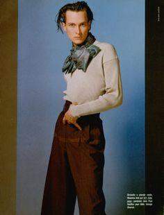1988 - Jean Paul Gaultier man by William Laxton 4 Per Lui