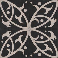 Moroccan Encaustic Cement Pattern Tiles 12b